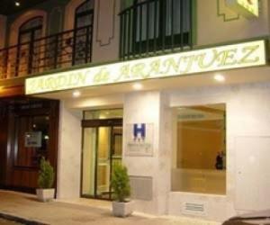 Hotel Jardin Aranjuez