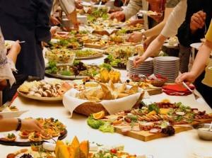 Caterings Abordo