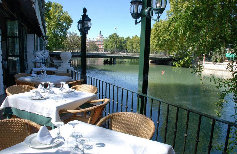 Restaurante El Rana Verde Aranjuez