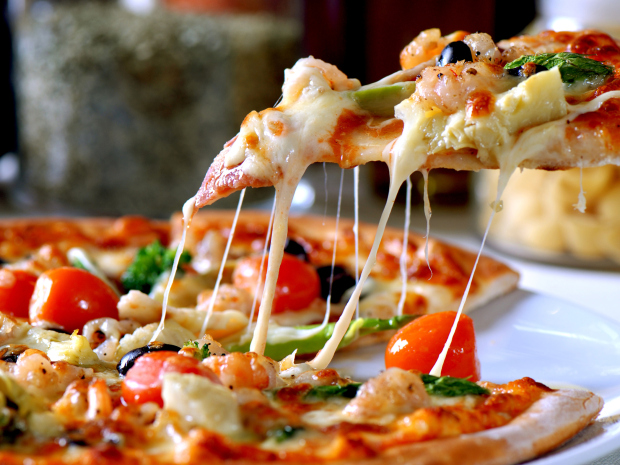 Catering Fast Food Pizza