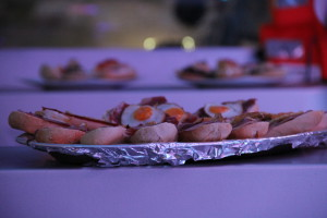 FOTOS CATERING BARCO