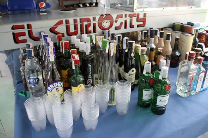Todo Incluido en Bebidas