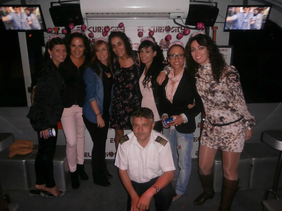 fiesta de empresa madrid