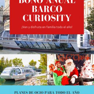 Bono Anual Barco Curiosity