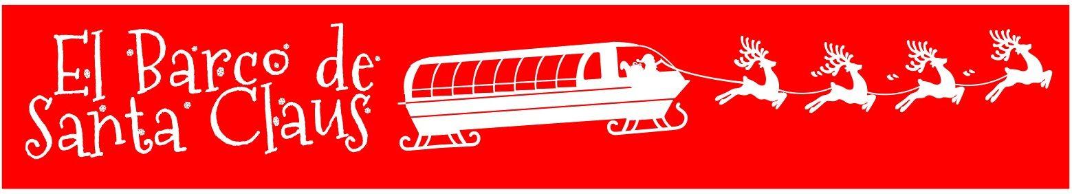 banner el barco de santa claus